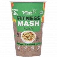 Протеиновое пюре «Fitness mash» овощное, 60 г.