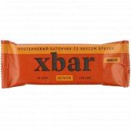 Батончик протеиновый «xbar» со вкусом брауни, 60 г.