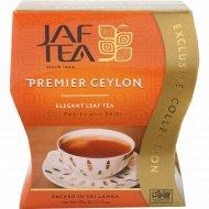 Чай «JAF TEA» Premier Ceylon черный, 100 г.