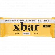Протеиновый батончик «Xbar» со вкусом шарлотки, 60 г.