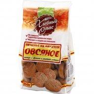 Печенье овсяное «Чипперс» на фруктозе, 300 г.
