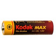 Элемент питания «Kodak» Max, LR6, AA, 1 шт.