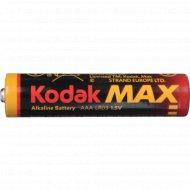 Элемент питания «Kodak» Max, LR03, AAA, 1 шт.