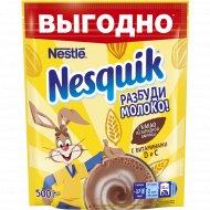 Какао-напиток «Nesquik» Разбуди молоко!, быстрорастворимый, 500 г