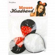 Обруч праздничный «Мышка» 1 шт.
