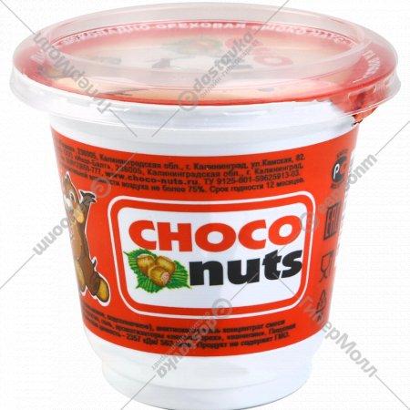 Кондитерская паста «Choco Nuts» шоколадно-ореховая, 250 г.
