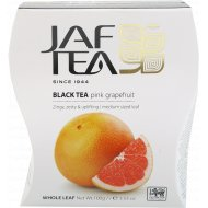 Чай черный «Jaf Tea» Pink Grapefruit, 100 г.