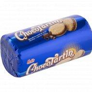 Печенье затяжное «ChocoTartin» с какао кремом, 300 г.