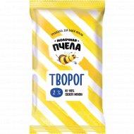Творог рассыпчатый «Молочная пчела» 2%, 180 г.