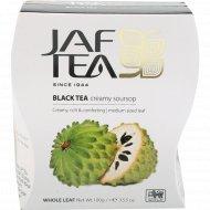 Чай черный «Jaf Tea» Creamy Soursop, 100 г.