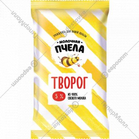 Творог «Молочная пчела» 5%, 180 г