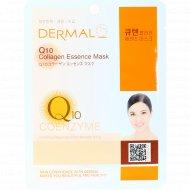 Маска для лица «Dermal» с коллагеном и коэнзимом Q10, 23 г.