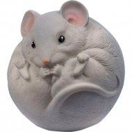 Копилка полирезин «Belbohemia» мышь, 918023