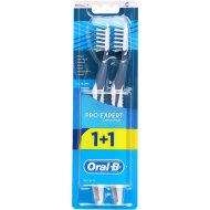 Зубная щетка «Oral-B» pro-expert, 1+1 шт.
