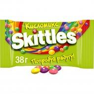 Драже «Skittles» кисломикс, 38 г.