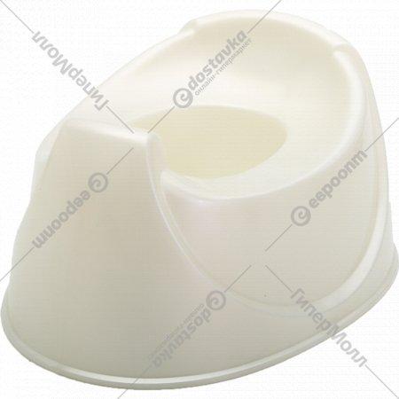 Горшок детский «БАМБИНО» пластмассовый 30,7x25,6x16,5 см.