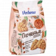 Печенье «Verbena» облепиховое с апельсином, 90 г.
