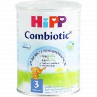 Сухая молочная смесь «Hipp 3 Combiotic» 350 г.