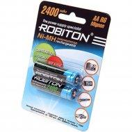 Аккумулятор «Robiton» RTU2400MHAA-2 BL2, БЛ09791