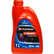 Масло моторное «Platinum Classic Semisynthetic 10W/40» 1 л.