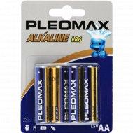 Элемент питания «SAMSUNG» Pleomax LR6, AAA, 4 шт.