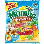 Жевательный мармелад «Mamba» фурмеладки, команда пиратов, 70 г.