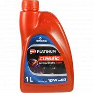 Масло моторное «Platinum Classic Diesel Semisynthetic 10W/40» 1 л.