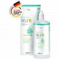 Раствор «Relins» для ухода за контактными линзами, 360 мл.