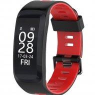 Фитнес-браслет No.1 F4 Black-red