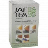 Чай зеленый «Jaf Tea» Oolong, 20 пакетиков.