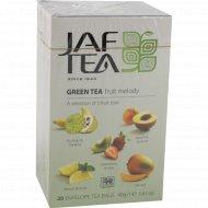 Чай зеленый «Jaf Tea» Fruit Melody, 20 пакетиков.