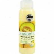 Крем-гель для душа «Fresh Juice» Thai melon & White lemon, 300 мл.