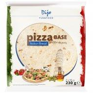 Основа для пиццы пшеничная «Dijo» 230 г.