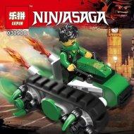 Конструктор «Lepin» 03090С NinjaGo Мини-фигура с автомобилем.