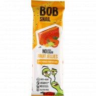 Мармелад фруктово-овощной «Bob snail» яблоко-манго-тыква-чиа, 38 г.