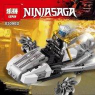 Конструктор «Lepin» 03090D NinjaGo Мини-фигура с автомобилем. Возраст 6+.