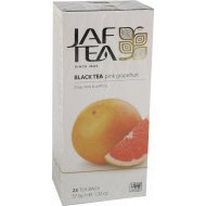 Чай черный «Jaf Tea» Pink Grapefruit, 25 пакетиков.