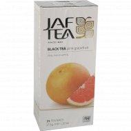 Чай черный «Jaf Tea» Pink Grapefruit, 25 пакетиков.