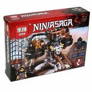 Конструктор «Lepin» 03090F NinjaGo Мини-фигура с автомобилем.