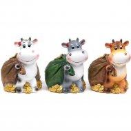 Копилка керамическая «Belbohemia» бычок, 5750793