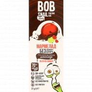 Мармелад «Bob Snail» яблоко-вишня, в темном шоколаде, 27 г.