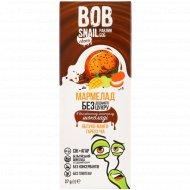 Мармелад «Bob snail» яблоко-манго-тыква-чиа, в шоколаде, 27 г.