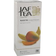 Чай черный «Jaf Tea» Mango & Banana, 25 пакетиков.