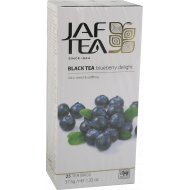 Чай черный «Jaf Tea» Blueberry Delight, 25 пакетиков.