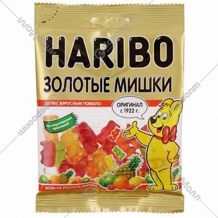 Жевательный мармелад «HARIBO» Голдберен,140 г.