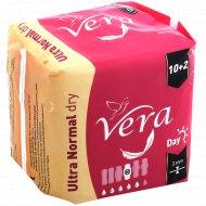 Прокладки «Vera» Ultra Normal dry, 12шт.