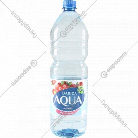 Напиток «Darida Aqua» клюква, 1.5 л.
