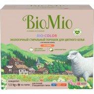 Стиральный порошок «BioMio» Bio-Color, Для Цветного, 1.5 кг