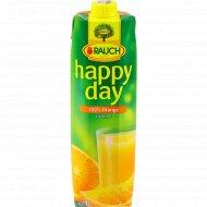 Сок апельсиновый «Happy day» 1 л.
