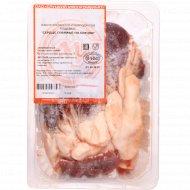 Сердце говяжье «По-слуцки» замороженное, 1 кг., фасовка 0.6-1 кг